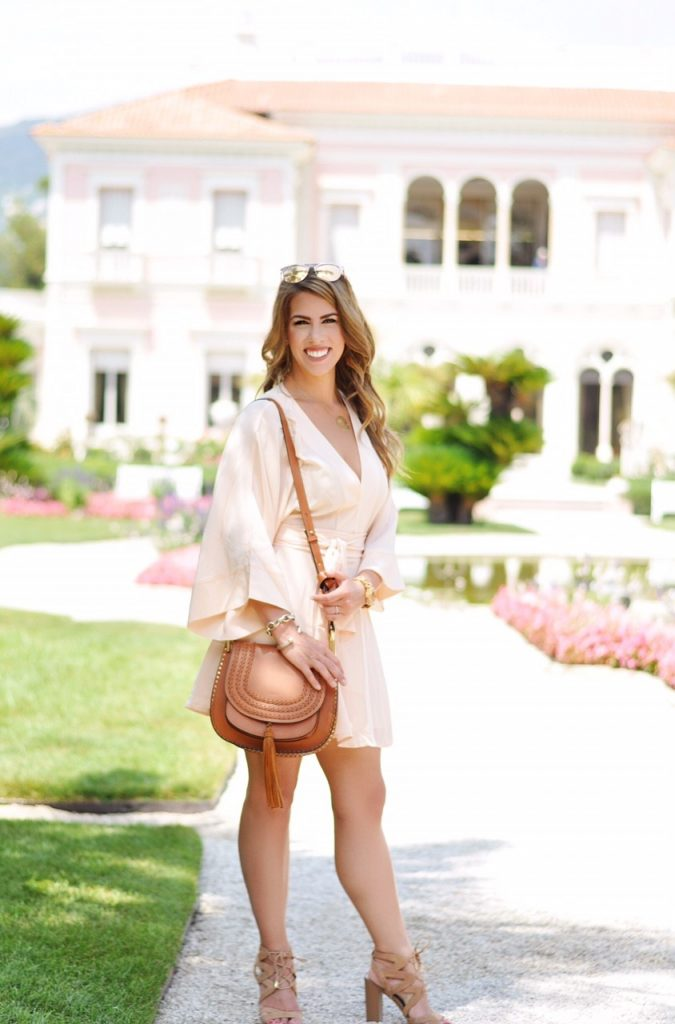 wood watches by jord at villa ephrussi, wood watch, jord wood watch, villa ephrussi, rose gold wood watch, rose gold watch, chloe purse, rose kimono, pink kimono, jord wood watch, rose gold sunglasses, villa ephrussi de rothschild, here's the skinny, here's-the-skinny, heres the skinny, heres-the-skinny, the skinny blog, here's the skinny blog, bailey schwartz blog, here's the skinny by bailey schwartz, charlotte nc fashion blogger, charlotte fashion blogger, charlotte nc blogger