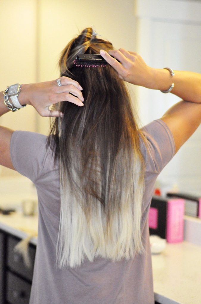 hair extension tutorial, hts beauty, here's the skinny beauty, hair extension 101, how to use hair extensions, how to put in hair extensions, what is the best brand of hair extensions, the skinny on hair extensions, bellami hair extensions, balayage by guy tang #8/#60 hair extensions, here's the skinny, heres-the-skinny, the skinny blog, here's the skinny by bailey schwartz, bailey schwartz blog, charlotte fashion blogger, charlotte beauty blogger, charlotte blogger