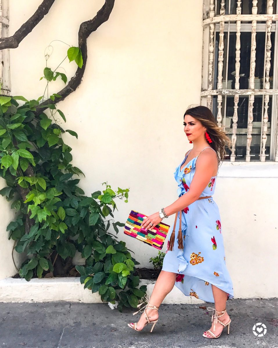 cartagena travel guide cartagena instagram roundup here's the skinny blog looks @baileyschwartz instagram what to do in cartagena where to stay in cartagena what to wear on vacation travel to cartagena colombia travel guide