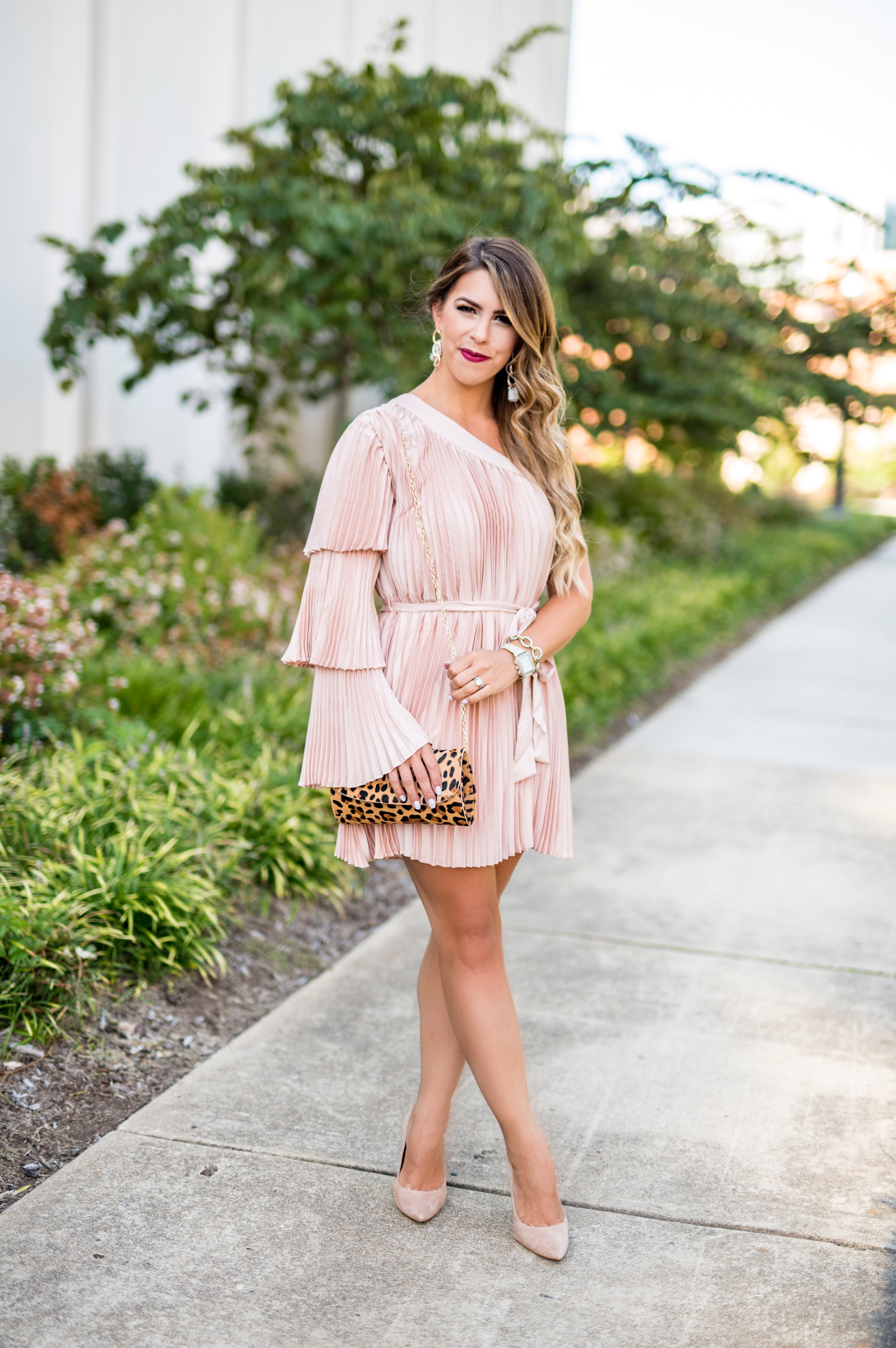 what to wear to a fall wedding wedding guest wear fall wedding guest dresses fall wedding dresses fall wedding guest dresses 2017 dresses for a fall wedding guest fall guest attire pink pleated dress keepsake dress blush dress pleated dress
