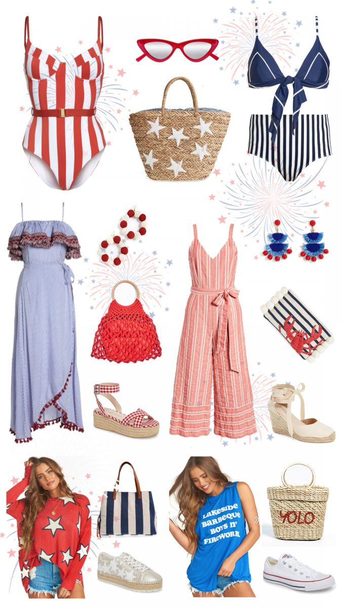 4th of july outfit inspiration patriotic outfit inspiration red white and blue outfits what to wear for 4th of july cute outfits for 4th of july beach wear for 4th of july red white and blue outfit red white and blue swimsuit