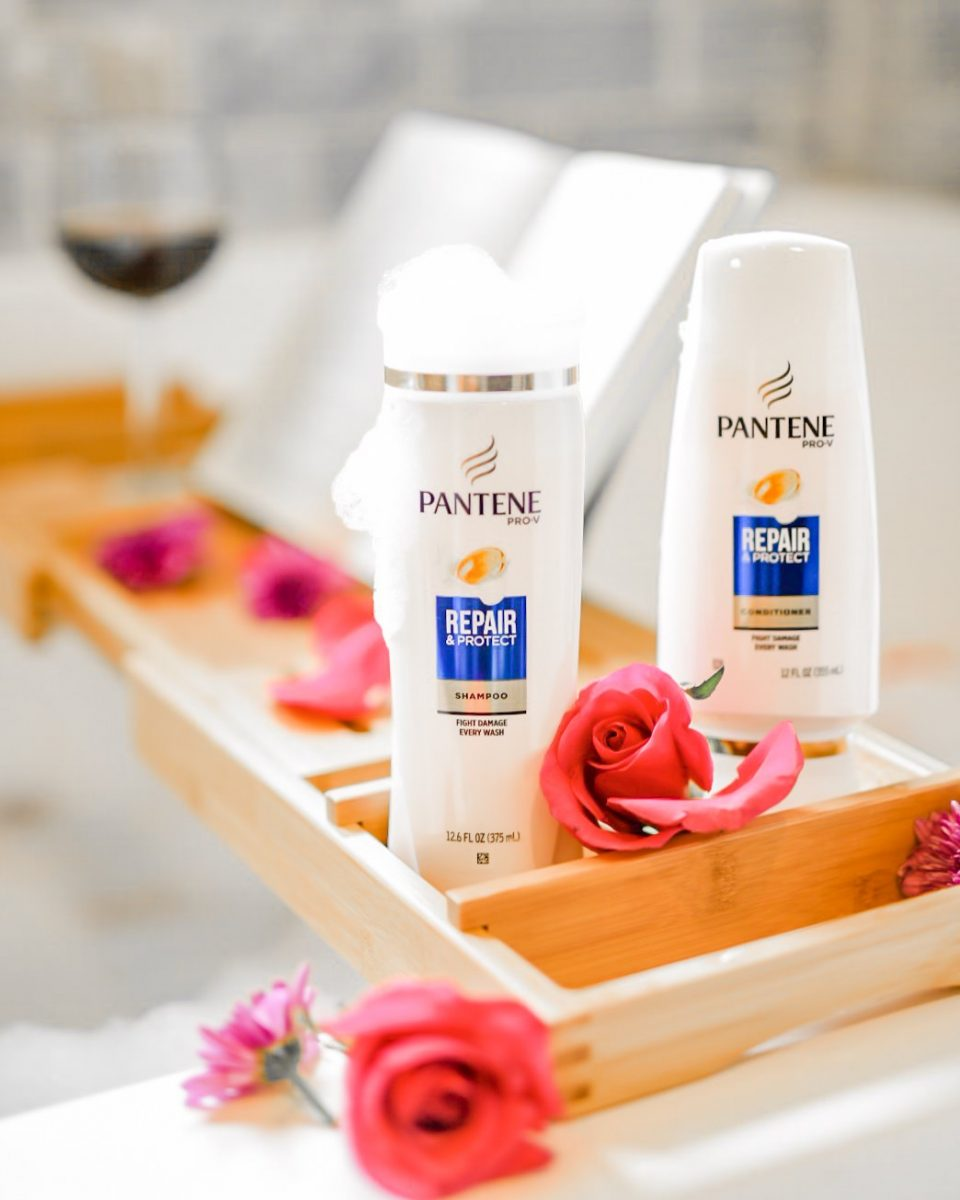 Pantene 14 day challenge Pantene restore and protection collection how to take the 14 day challenge what are the best Pantene products for my hair hair care best shampoo and conditioner lines for dry dull hair