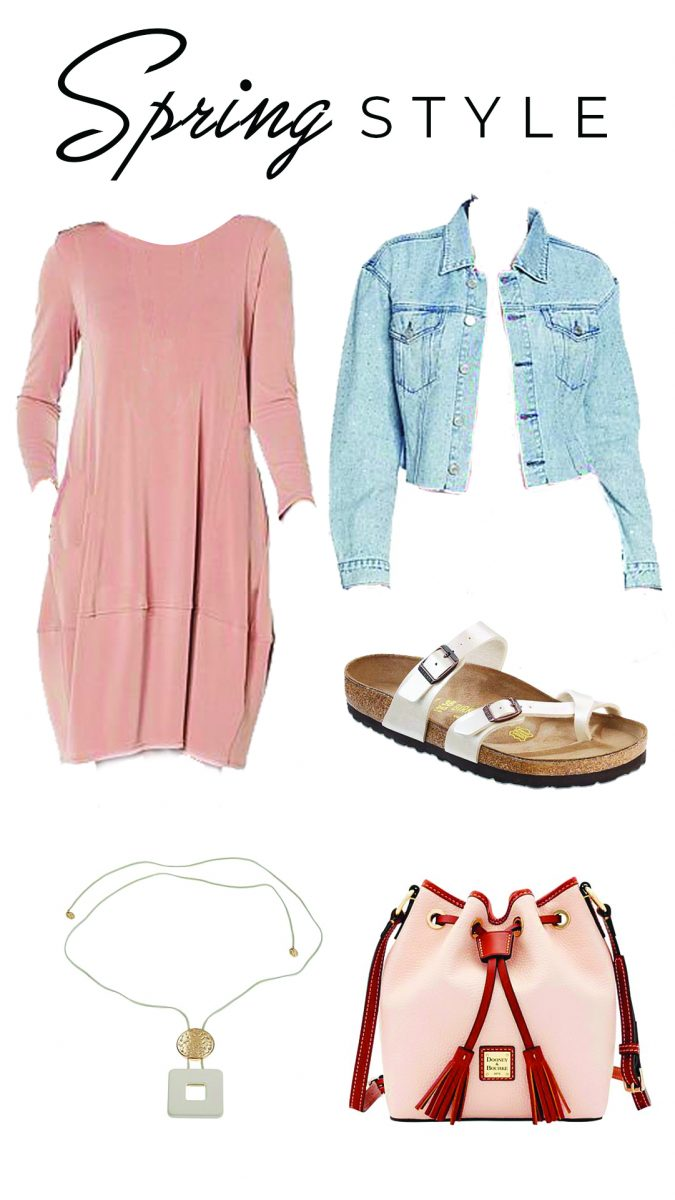 4 spring outfits with hsn sprint outfit inspiration at hsn the best spring items at hsn how to transition your wardrobe to spring spring style spring fashion spring outfits 2019