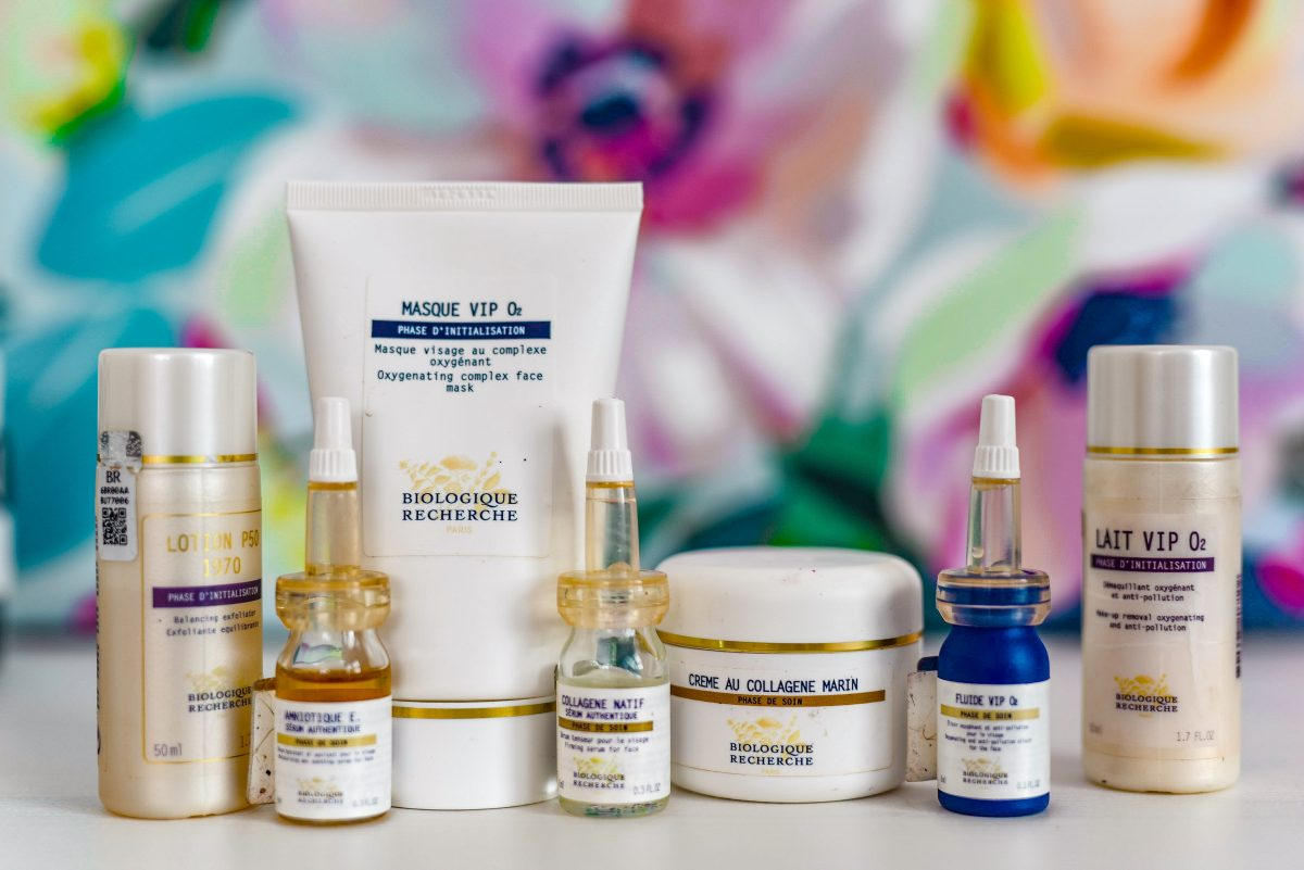 Toska European spa biologique rechere skincare products the best products for your skin Jennifer anniston facialist Toska European spa renowned skincare specialist my favorite products in the Biologique reachere skincare line