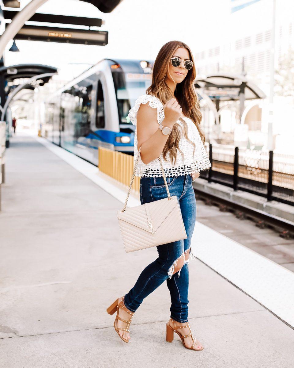 Charlotte nc lightrail station