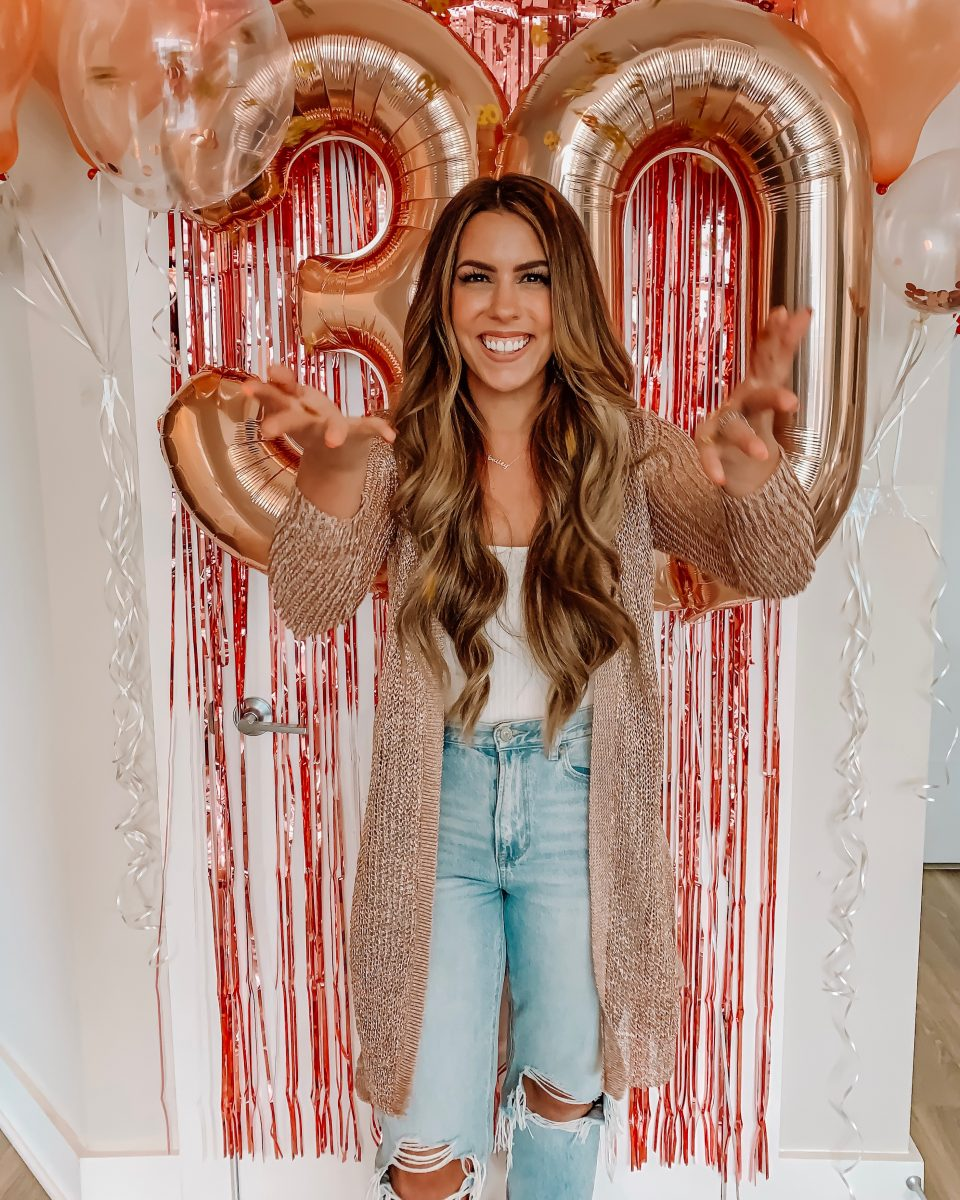 30th birthday decor 30 birthday confetti