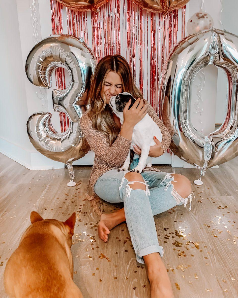 frenchbulldogs on 30th birthday
